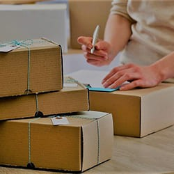 Shipping and Delivery Incense Sticks