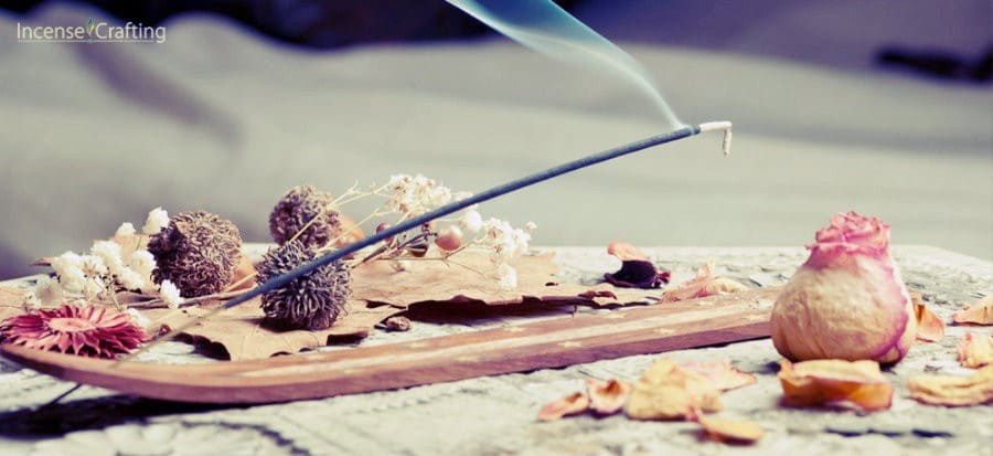 How to burn incense stick